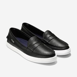 COLE HAAN Grand OS Nantucket Leather Loafers 10